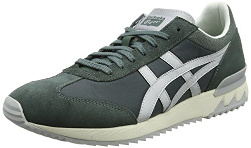 Asics Onitsuka Tiger California 78 Ex, Zapatillas de Running Unisex Adulto, Verde (Dark Forest/Glacier Grey 8296), 37.5 EU