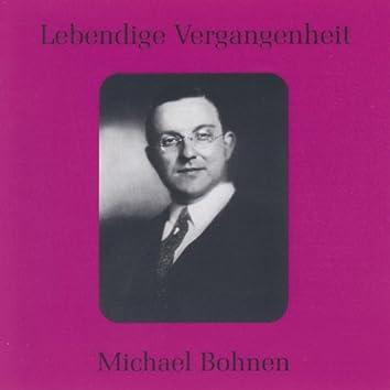 Lebendige Vergangenheit - Michael Bohnen