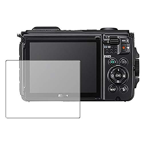 Vaxson TPU Pellicola Privacy, compatibile con Nikon Digital Camera COOLPIX W300 OR, Screen Protector Film Filtro Privacy [ Non Vetro Temperato ]