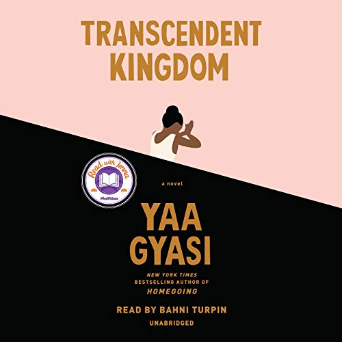 Transcendent Kingdom  By  cover art