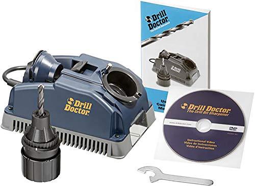 Drill Doctor Bohrerschärfgerät - DDXPE Bohrerschärfgerät Werkzeugmaschine - Weltweit beste Schärfmaschine, schnellste Bohrerschärfer