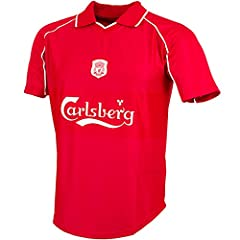 Liverpool FC Retro Camiseta 2000