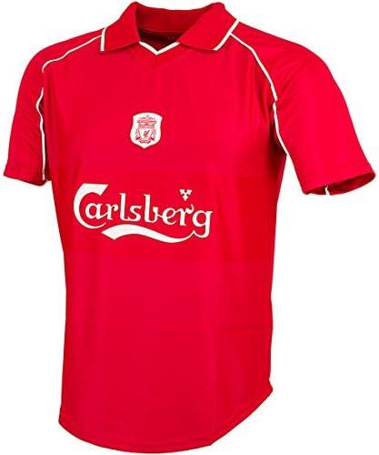 Liverpool FC Retro Camiseta 2000