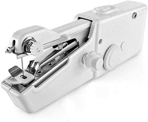 LYTLD Máquina de Coser portátil, portátil Mini máquina de Coser, máquinas for Trabajar la Madera Baja eléctrica portátil, Utilizado for el Viaje o el Mantenimiento Lenta DIY Máquina de Coser Portable