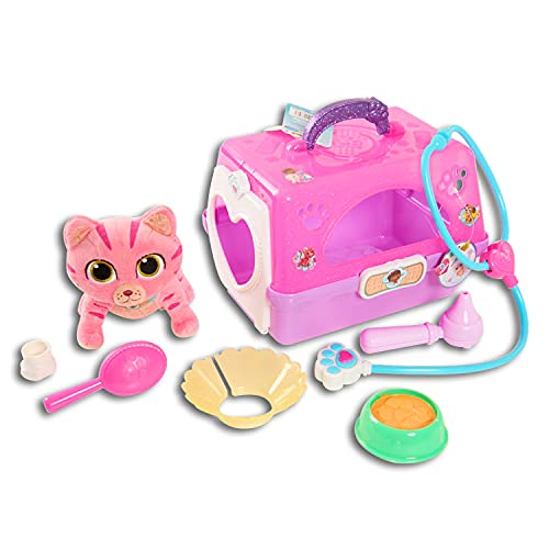 Product Image of the Doc McStuffins Toy Hospital On-the-Go Pet Carrier, Whispers, by Just Play