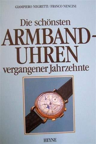Die schönsten Armbanduhren vergangener Jahrzehnte