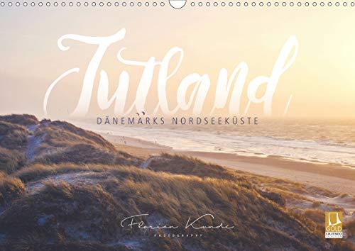 Jutland - Dänemarks Nordseeküste (Wandkalender 2021 DIN A3 quer)