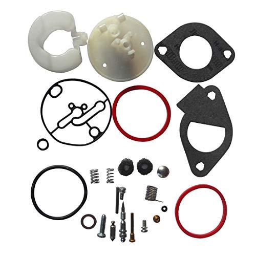 RepairWill 796184 Carburetor MasterOverhaul Kitfor Briggs & StrattonEngines Nikki Carbs Replaces698787 699900 699521 792369 790032