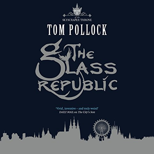 The Glass Republic audiobook cover art