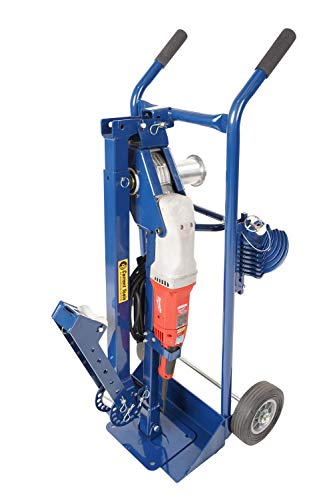 CURRENT TOOLS High Speed Cable Puller - Lightweight Electrical Cable Puller with 3,000 LB Pulling Capacity & Mobile Cart Included - 33