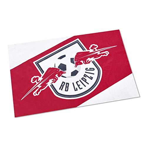 Flaggenfritze Fahne Flagge RB Leipzig - 100 x 150 cm für den Mast, gratis Aufkleber