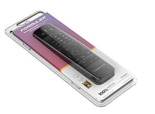 ForMULER GTV-BT1 Fernbedienung mit Sprachsteuerung, Bluetooth, hochwertig, kompatibel mit allen Fernsehern