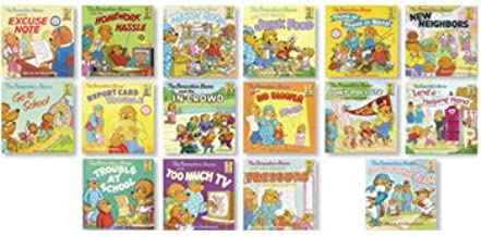 Collection of 3 Berenstain Bears Character Sets