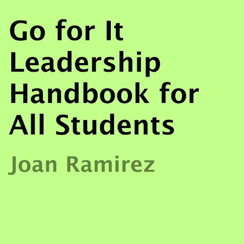 Go for It Leadership Handbook for All Students audiobook cover art