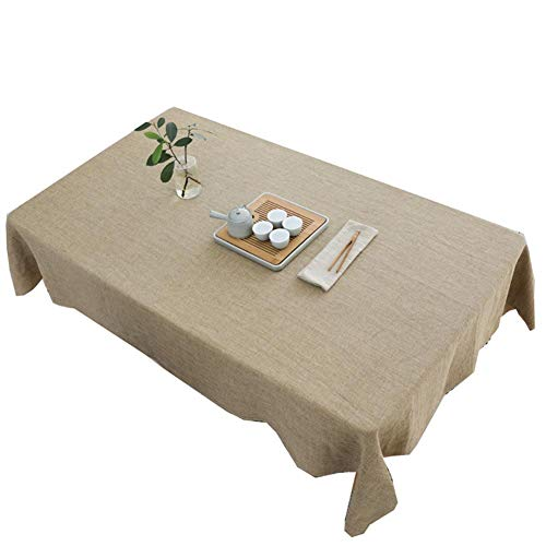 Miss Chang Puro Katoen Lino tafelkleed stofdicht koffie tafelkleed Home Hotel keuze multi-formaat
