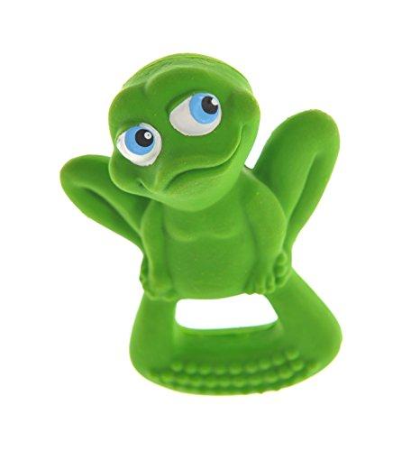 Lanco Toys 870 - Mordedor ranita, 100% látex natural, orgá