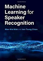 Machine Learning for Speaker Recognition Front Cover