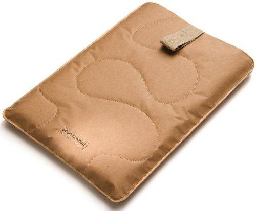Papernomad PN-ZAT Zattere Schutzhlle fr Apple iPad (beschreibbar, kologisch, nachhaltig) braun