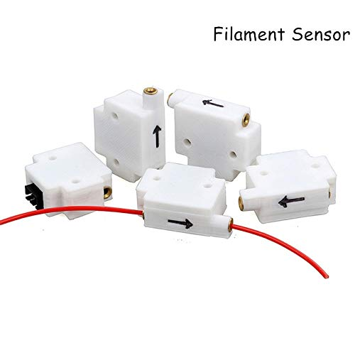 3D Printer Parts MKS FES V1.0 - Módulo de sensor de detección de filamentos para detector de filamentos (1,75 mm/3 mm)