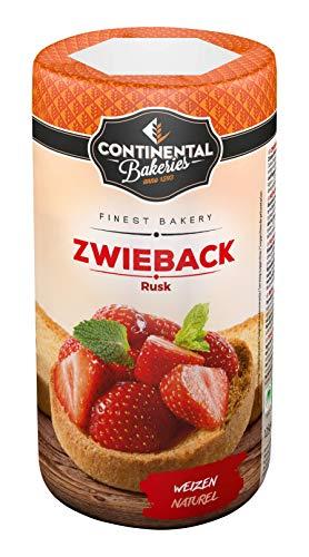 Continental Bakeries Zwieback Weizen, 125 g