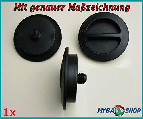 Preisvergleich Produktbild 1x Tankdeckel LPG für Autogas Tankverschluss Tomasetto Dish / M10