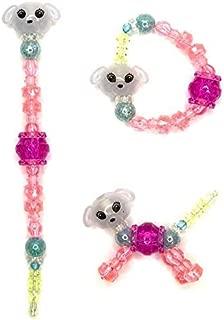Magical Animal Twist Bracelet, 7 Pack DIY Make a Bracelet or Twist into a Pet Magic Bracelet Set ,Cute Transformable Collectible Bracelet Set for Kids