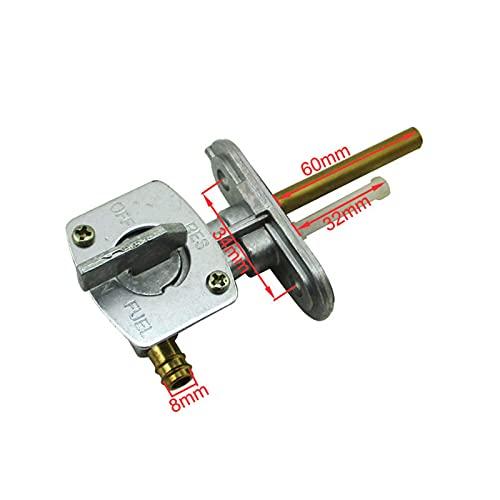 8mm 5/16 '' Fuelle de Gas Petcock Válvula Swith Fit para S-Uzuki DR350 SE SP DR-Z400E DRZ 400 E Bandit GSF1200S