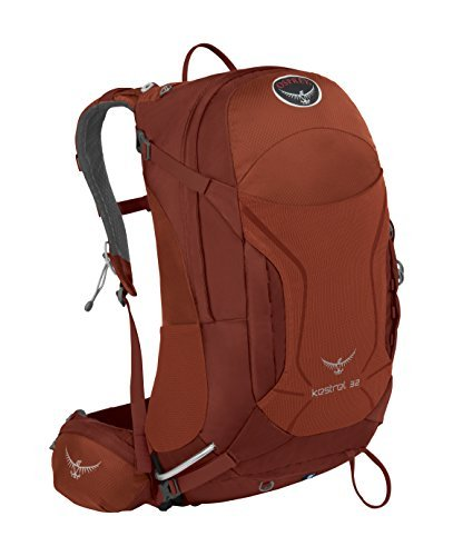 Osprey Packs Kestrel 32 Sac à dos Rouge Dragon Taille S/M