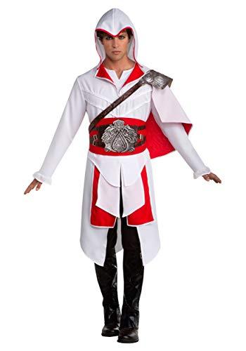 LF Centennial Pte. Assassin's Creed II Ezio Mens Fancy Dress Costume Medium
