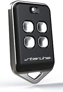 STARLINE Twin 433mhz AU4T, Mando Remoto Distancia Universal para duplicar los mandos Originales frecuencia 433 MHz(433.92)...