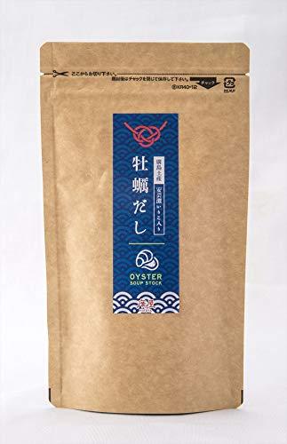 廣屋 牡蠣だし 安芸灘いりこ入り だしパック (8.4g×8袋)