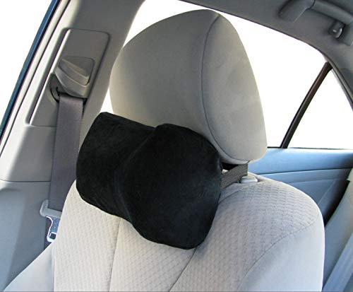TravelMate Car Neck Pillow (Soft Version)- Neck Pillow; Car Pillow; Memory Foam Neck Pillow; Neck...