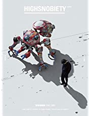 HIGHSNOBIETY JAPAN ISSUE 04 限定版 【常田大希×タチコマ(攻殻機動隊 SAC_2045)】