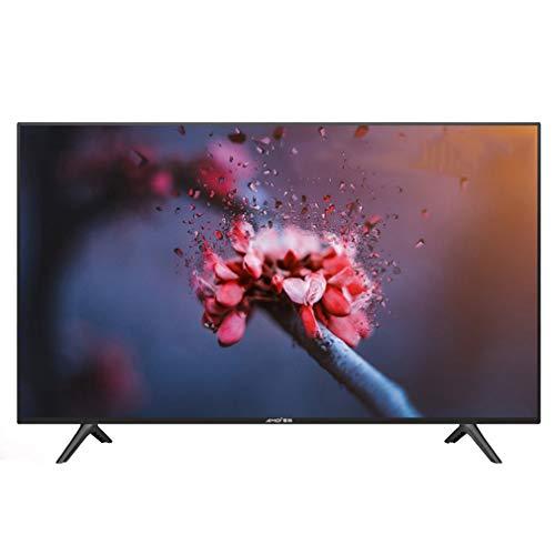 ZXF- TV da 40 Pollici 720P Basic LED TV HD TV A Schermo Piatto Integrato HDMI, USB, VGA, Auricolare, HD Non Intelligente