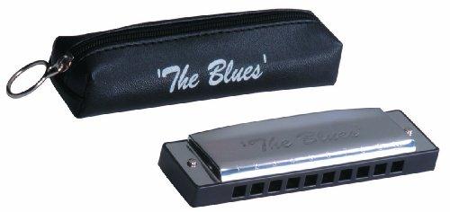 JHS TB10A The Blues - Armonica a bocca, in La maggiore