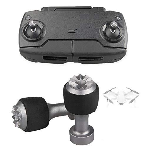 CUEYU, telecomando telescopico Rocker Joystick per DJI Mavic Mini Drone, telecomando, trasmettitore, joystick, pollici, compatibile con DJI Mavic Mini Drone