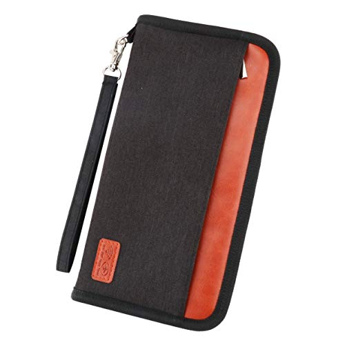 Idefair Travel Wallet Family Pas...