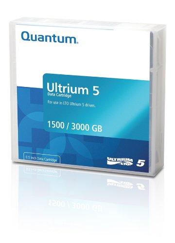 Quantum MR-L5MQN-01 LTO5 Ultrium 5 Bandlaufwerk (1.500/3.000GB)