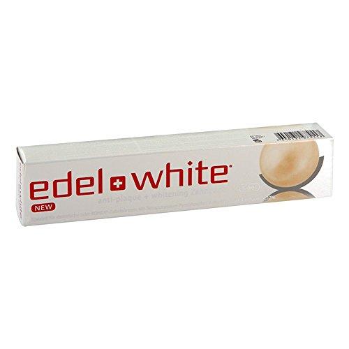 EDELWHITE Antiplaque+white Zahnpasta 75 ml
