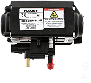 High Pressure Water Pump 12 V DC 40 PSI 4.5 GPM Fittings Replace Flojet Unique