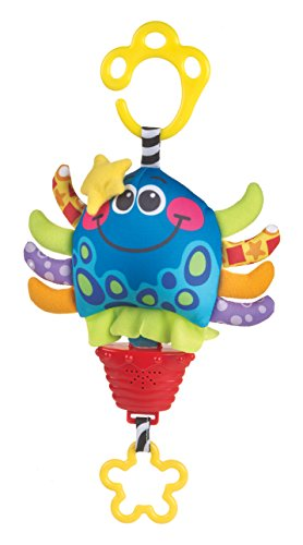 Playgro - Colgante musical: pulpo (0183298) , color/modelo surtido