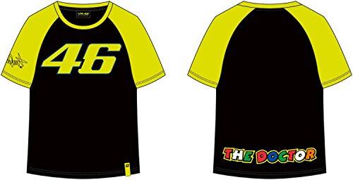 Shirt kind Kid VR46 Valentino Rossi 46 TG. 6 tot 7 jaar.