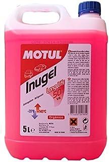 comprar comparacion MOTUL Inugel Long Life 50% G12 rosa 5L