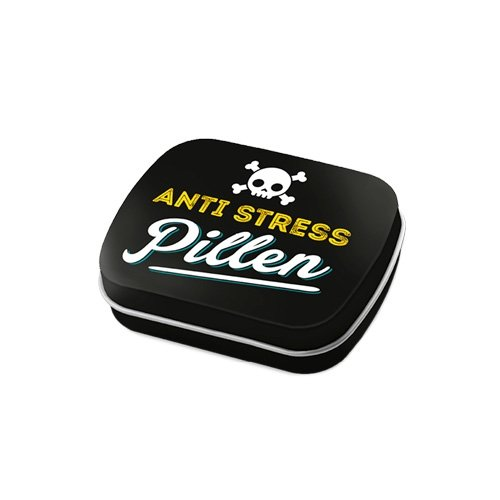 Pillendose - Anti Stress Pillen