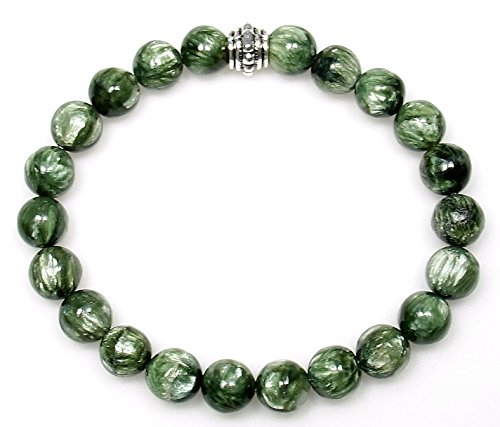 Serafina Gemstone Beaded Bracelet
