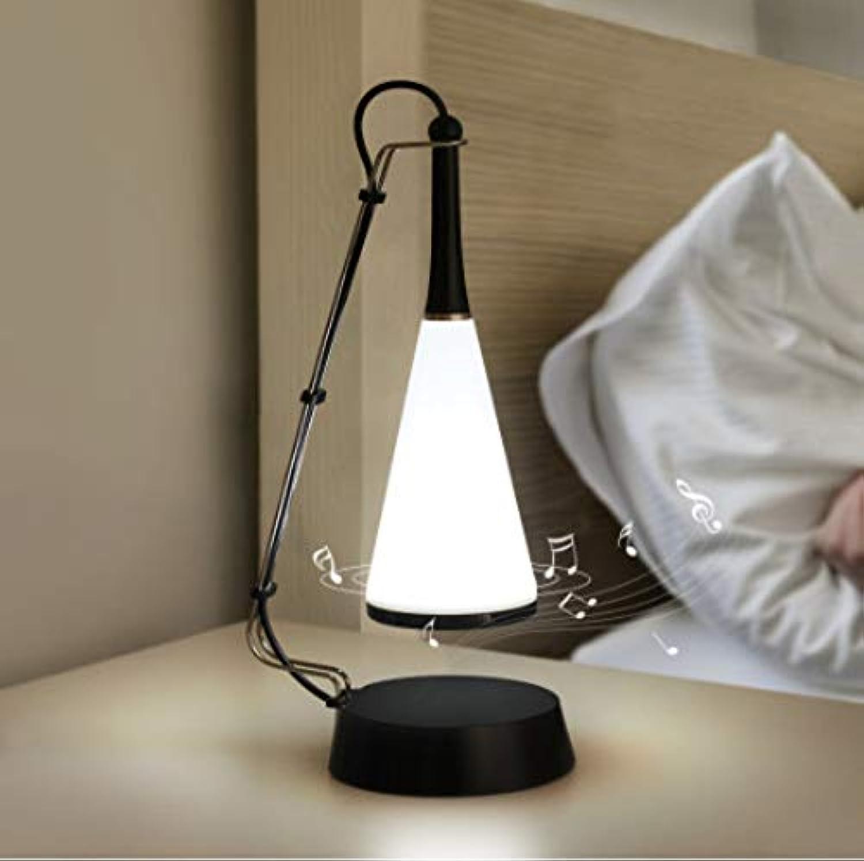LIUJINHAI Drahtlose Blautooth Musik tischlampe dimmbare LED tischlampe nachttischlampe Touch Sensor tischlampe Schlafzimmer Lampe nachtlicht