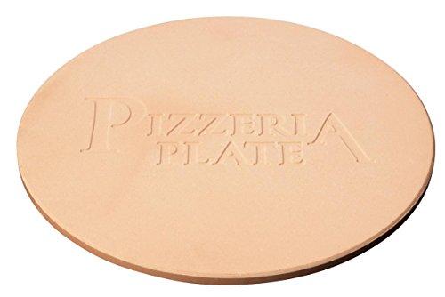 [冷凍ピザもパリッと焼ける] ピッツェリアプレート