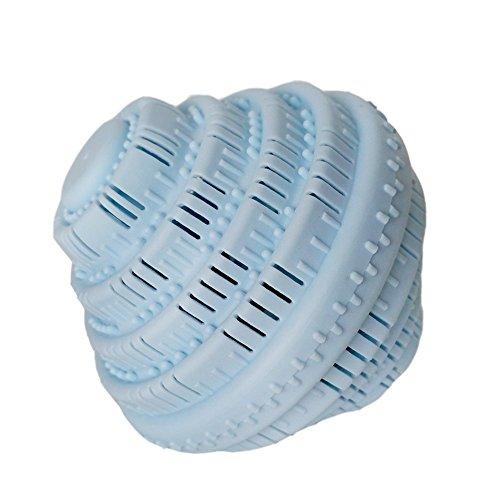 Super wash Eco-friendly lavandería ball-for 1500lavados luz blue-set de 2