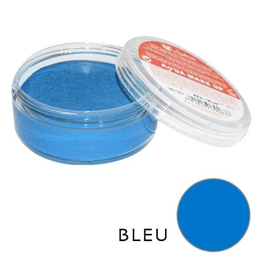 Laukrom Aqua Make Up Tarro, Color Azul - 43 gramos