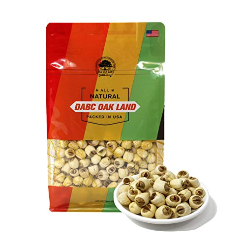 DOL Natural Dried Lotus Seeds 莲子干 16 Ounce